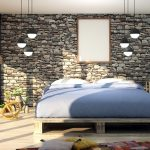 dekoracje na ściany i podłogi - dodatki z kamienia